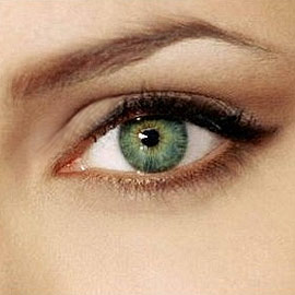 Choose Your Eye Color For Chestnut Brown Hair
